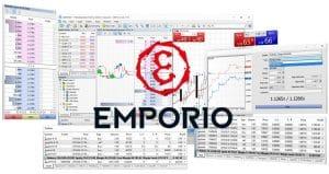 MetaTrader 5 con emporio trading